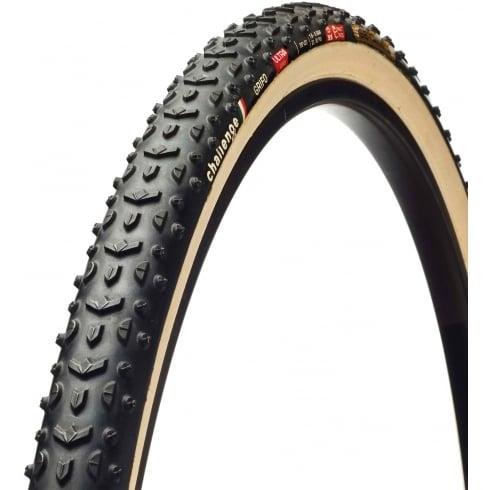 Challenge Grifo 33 Seta Extra Tubular Cyclocross Tyre