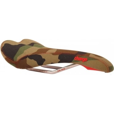 Charge Camo Limited Edition Spoon Saddle