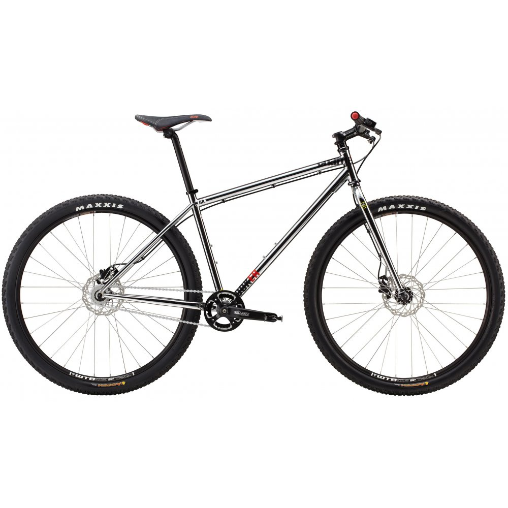 Charge Cooker Single Speed Mountain Bike 2014 Triton Cycles