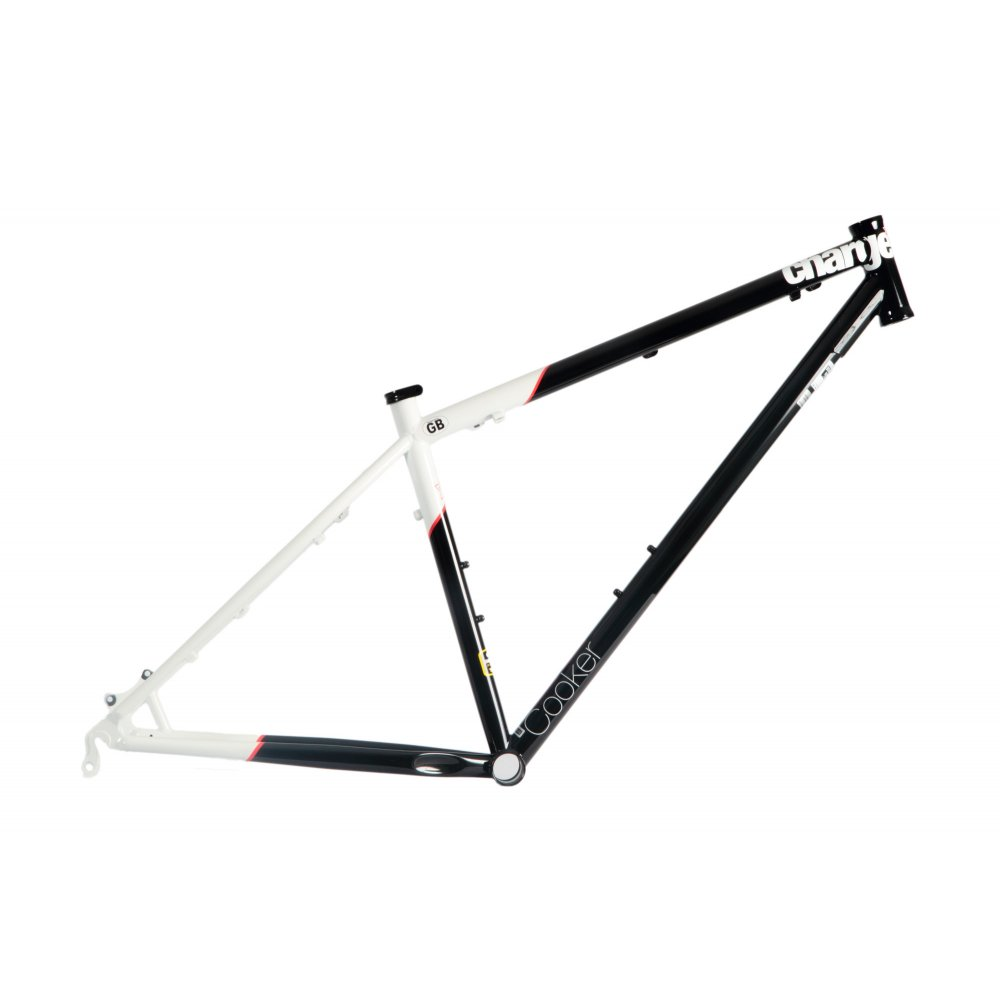 Charge Cooker Steel 29er Mountain Bike Frame Triton Cycles