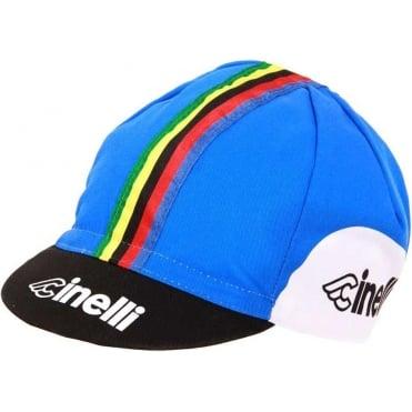 Cinelli Bassano 85 Blue Cap