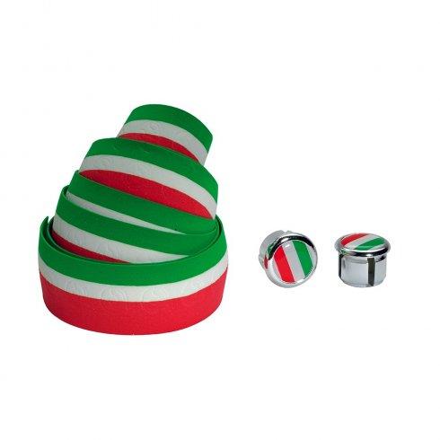 Cinelli Italian Flag Cork Tape