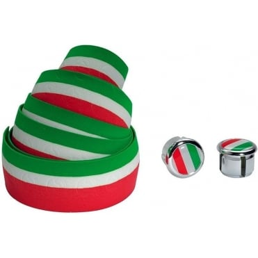 Italian Flag Cork Tape
