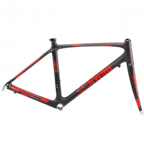 Cinelli Saetta Radical Black Frameset