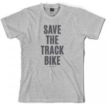 Cinelli Save The Track Bike T-Shirt