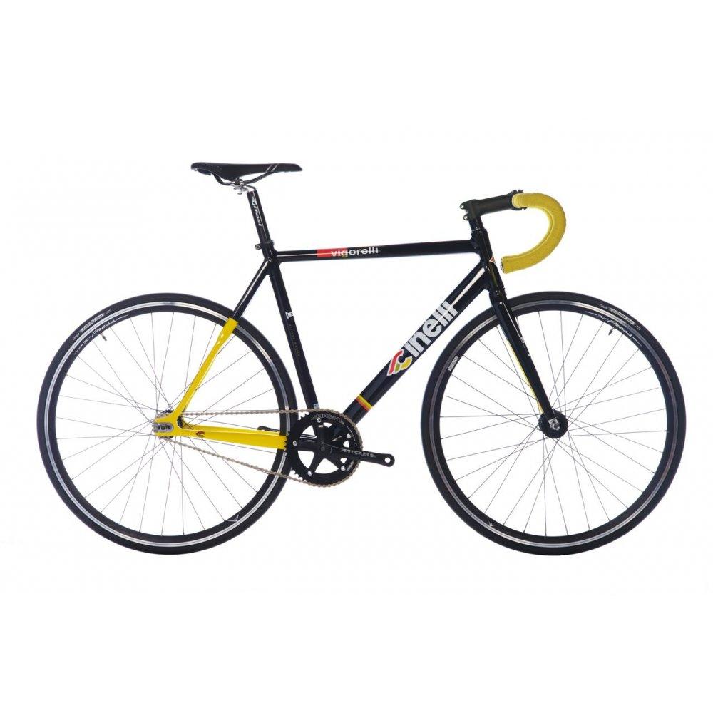 Cinelli Vigorelli Black Complete Track Bike 2014   Triton Cycles