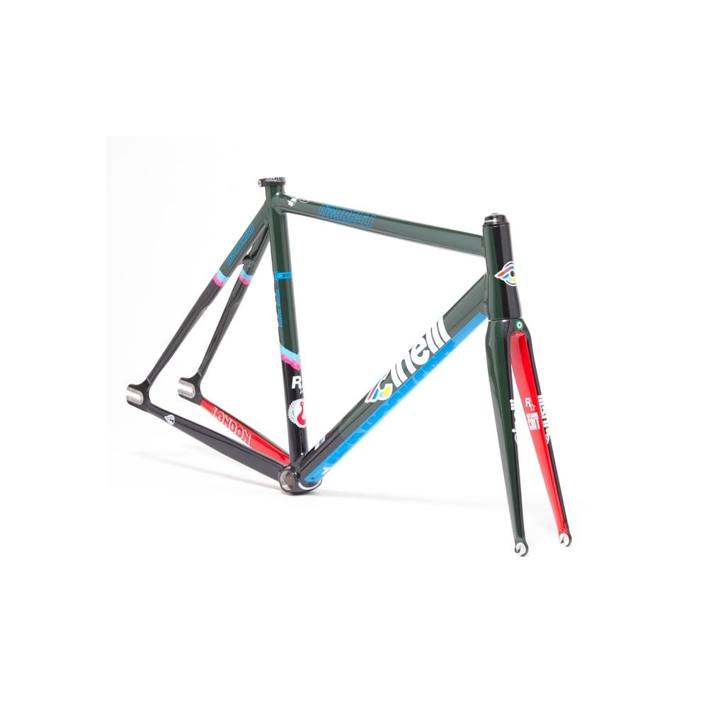 Cinelli Vigorelli RHC London Frameset - Limited Ed | Triton Cycles