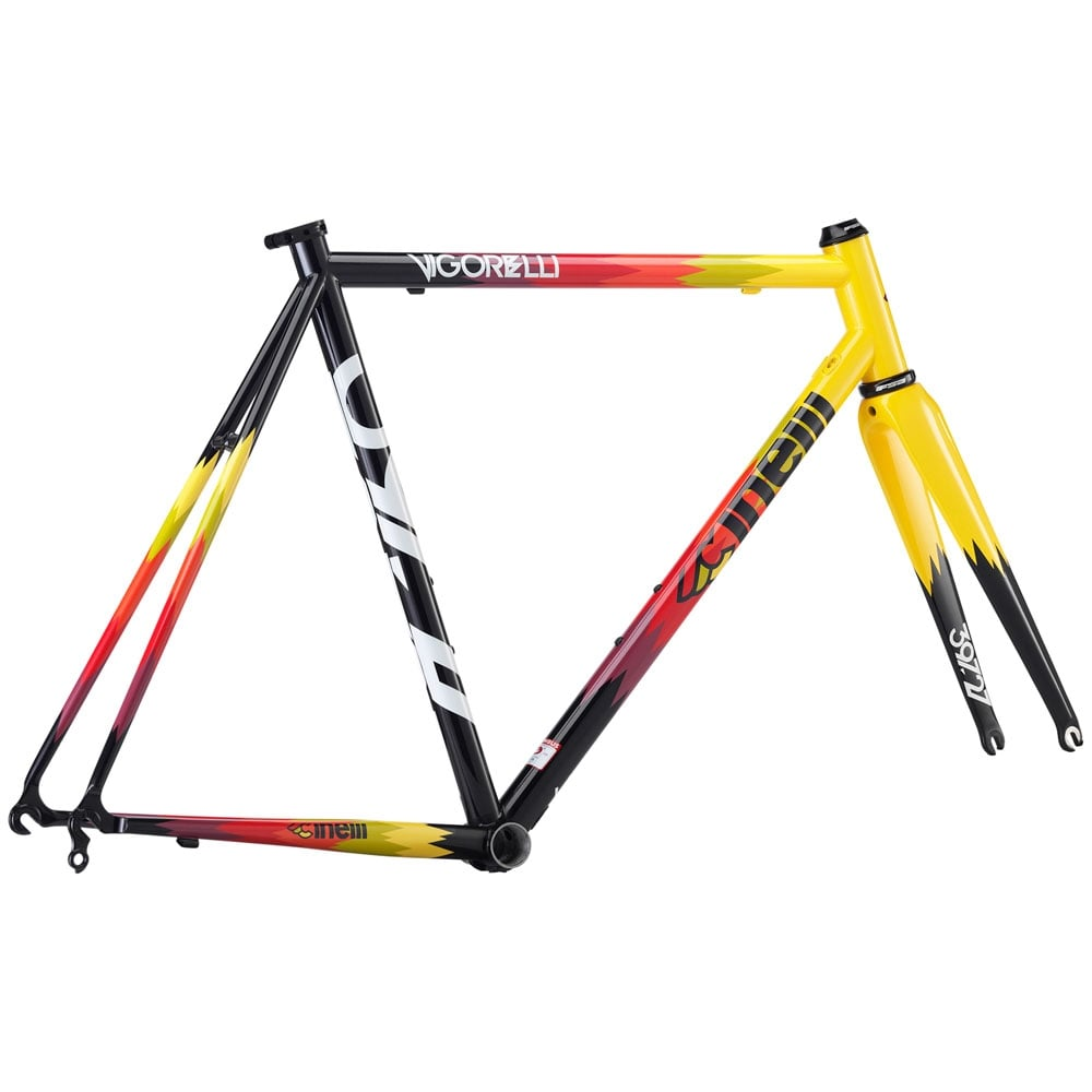 Cinelli Vigorelli Road Steel Frameset | Triton Cycles