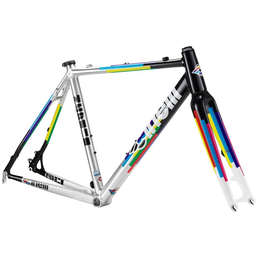 Cinelli Zydeco Rainbow Frameset | Triton Cycles