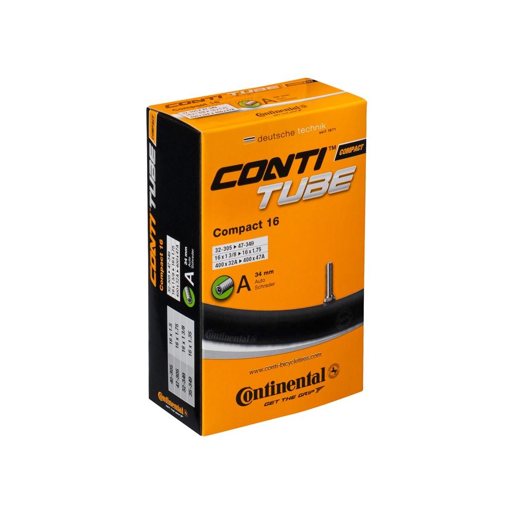Continental MTB 27.5 x 1.75-2.4 Inch Schrader Valve Inner Tube