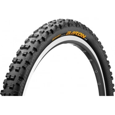 "Continental Baron 26 x 2.3"" Black Tyre"
