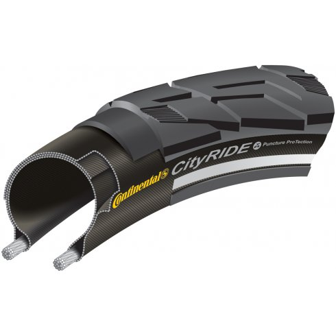 "Continental City Ride II Reflex 26"" Tyre"