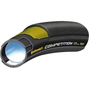 "Competition Vectran 28"" Black Chili Tubular Tyre"