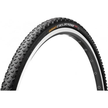 Continental Cyclo-Cross Race 700 x 35C Black Tyre