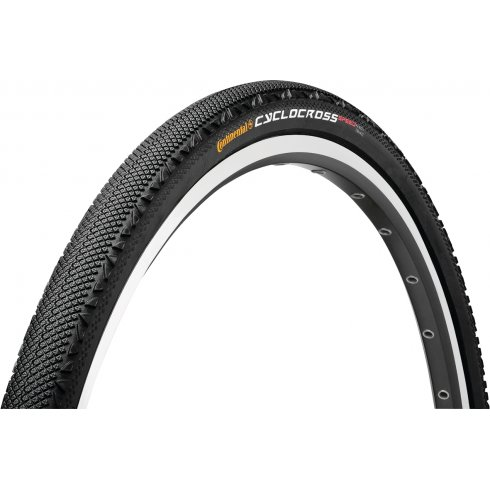 Continental CycloCross Speed 700 x 35C Black Folding Tyre