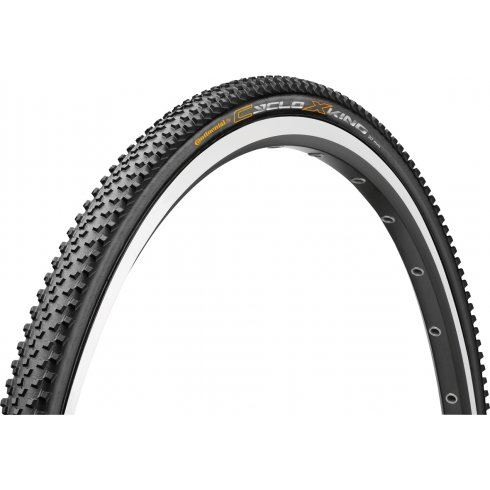 Continental CycloX-King 700x35C Black/Skin Folding Tyre
