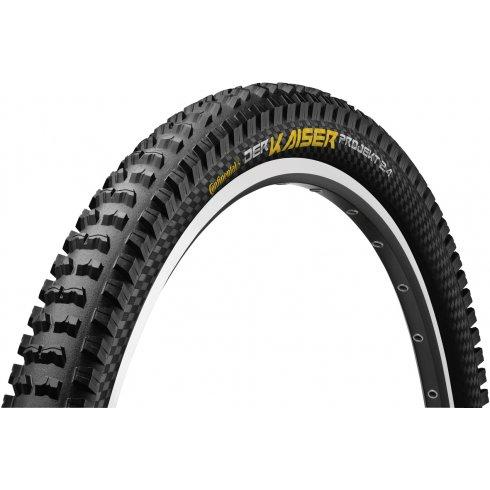 """Continental Der Kaiser Projekt 26 x 2.4"""" Black Chili Tyre"""