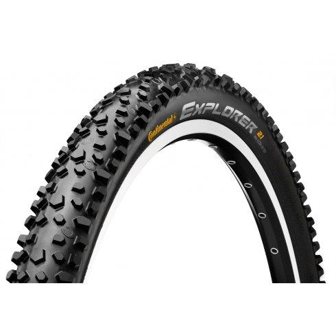 Continental Explorer Black Tyre
