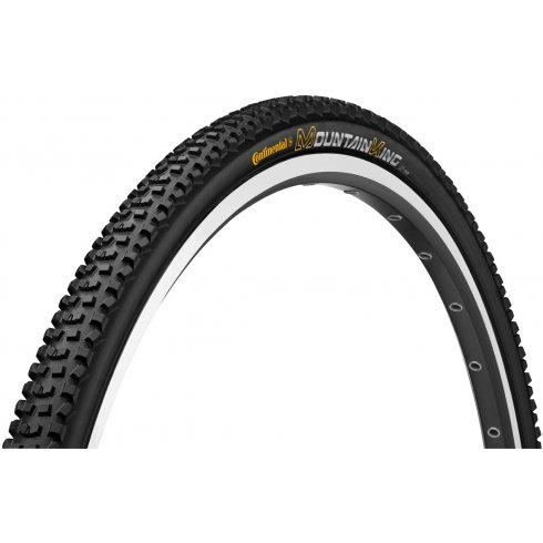 Continental Mountain King CX RaceSport 700 x 32C Folding Tyre