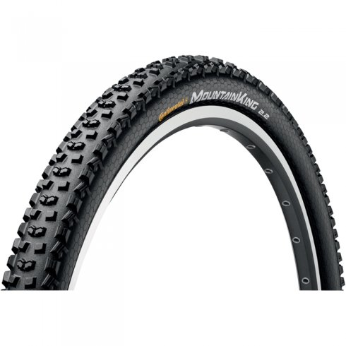 Continental Mountain King II PureGrip Folding Tyre