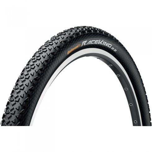 Continental Race King PureGrip Black Folding Tyre