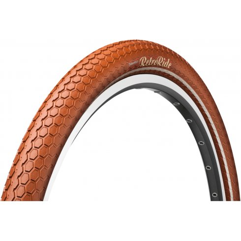 Continental Retro Ride Reflex 700 x 50C Tyre