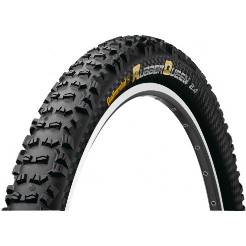 "Continental Trail King 27.5"" Black Tyre"