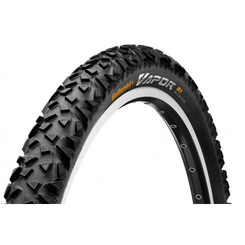 "Continental Vapor 26 x 2.1"" Black Tyre"