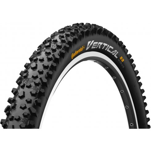 """Continental Vertical 26 x 2.3"""" Black Tyre"""
