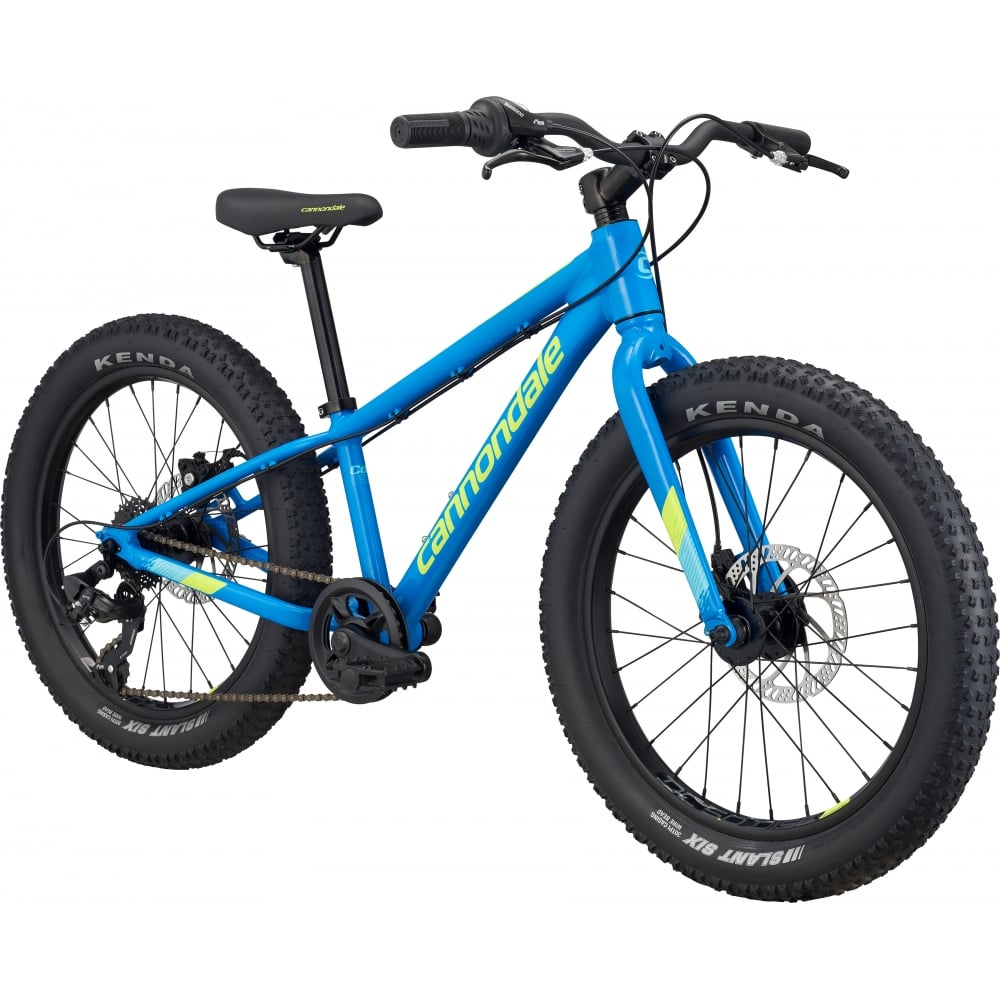 Cannondale Cujo 20 Quot Kids Mountain Bike 2018 Triton Cycles