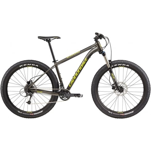 Cannondale Cujo 3 Mountain Bike 2018
