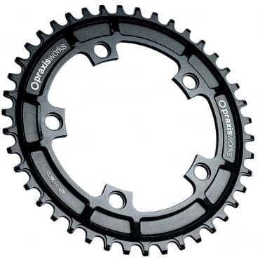 Cyclo Cross 1X Wide/Narrow Chainring