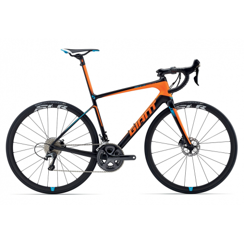 Giant Defy Advanced SL 1 Road Bike 2017