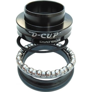 Dia Compe D-Cup Lower Bearing and Cone Set