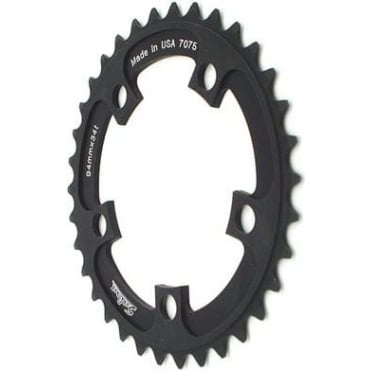 Compact Drive 5-Arm Middle Chainring