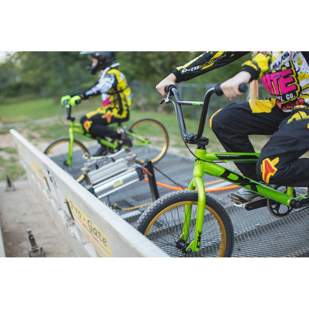 dk sprinter pro race bmx bike 2015 triton cycles. Black Bedroom Furniture Sets. Home Design Ideas