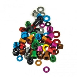 "DMR Colour 3/8"" Nutz Set"