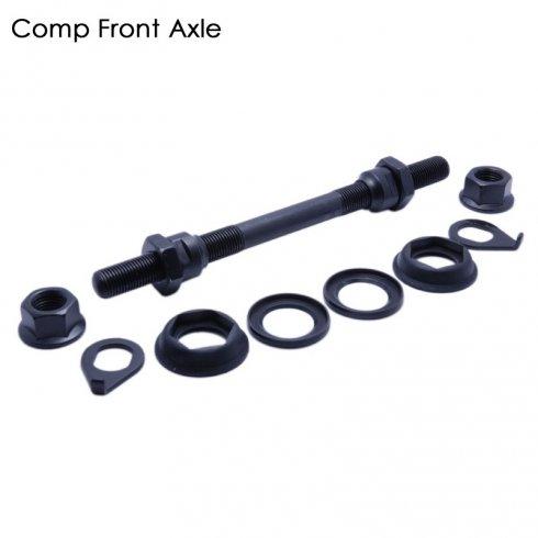 DMR Comp Front Wheel QR Axle