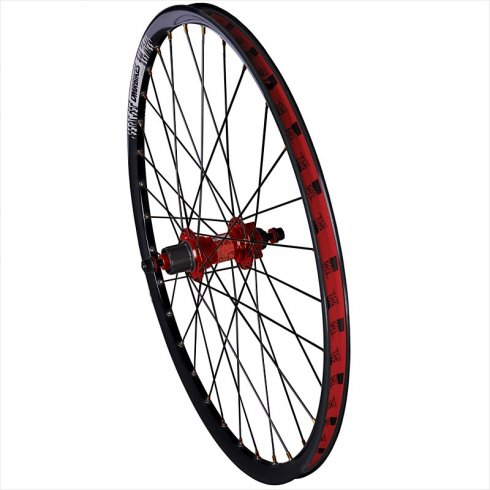 "Dmr Pro 24"" 1spd Cassette Rear Wheel"