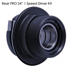 "Dmr Pro 24"" Rear Wheel 1spd Freehub Body"