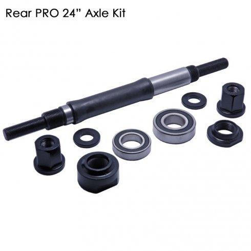 """DMR Pro 24"""" Wheel Rear Axle"""