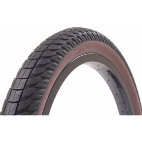 "Duo Stunner 20"" BMX Tyre - Red"