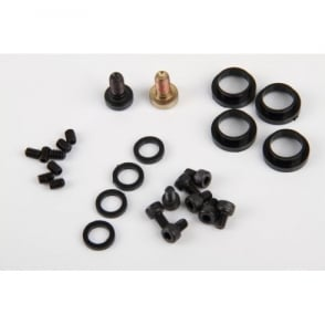 Eclat Pin and Washer Set for Alloy CNC Pedal