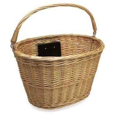 QR Wicker Basket