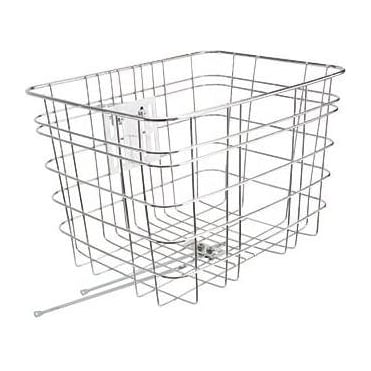 Electra Stainless Steel Front Basket