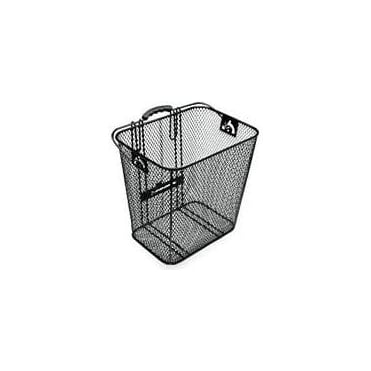 Steel Mesh Rear Pannier Rack Basket