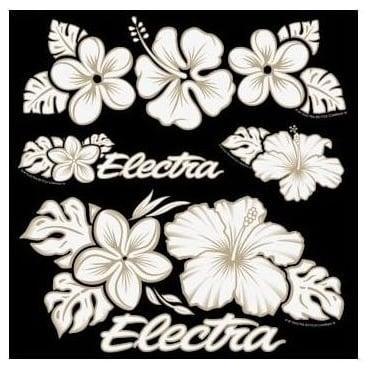 Electra Sticker Set