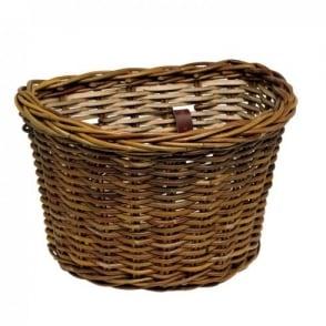 Electra Wicker Front Basket