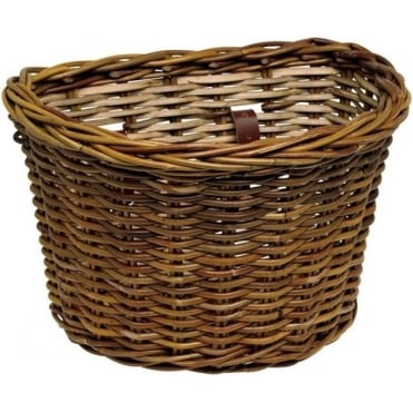 Wicker Front Basket