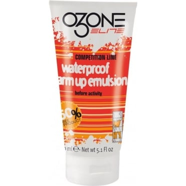 Elite O3one Water-Proof Warm-Up Oil 150ml Tube